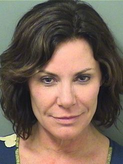 Luann de Lesseps arrêtée à Palm Beach