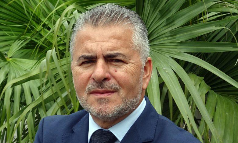 Alain Ouelhadj, président de la FACC-Miami (French-American Chamber of Commerce / Chambre de commerce franco-américaine de Floride)