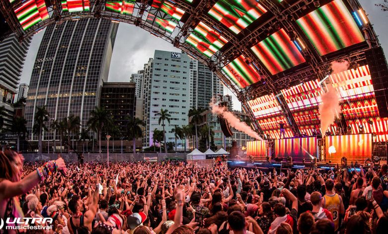 Spring Break Miami Festival Ultra