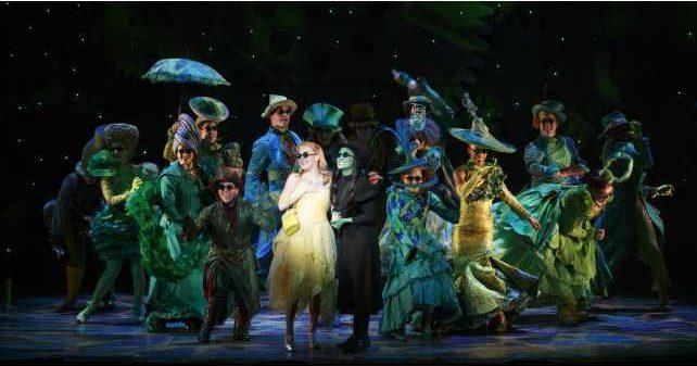 La comédie musicale Wicked à Fort Lauderdale en Floride