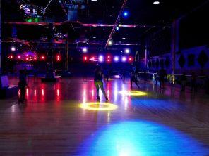Piste de patin à roulette au Xtreme Action Park de Fort Lauderdale