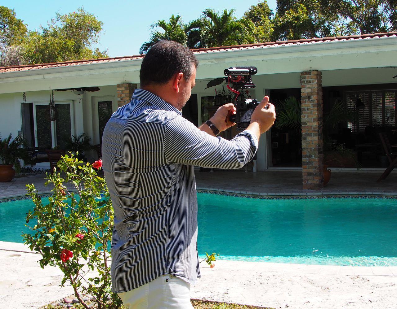 Lafayette Saint-John production audiovisuelle Miami
