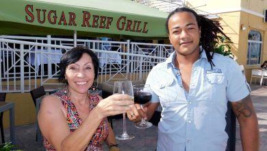Photo of Enfin un restaurant français sur le broadwalk de Hollywood Floride : Le Sugar Reef !