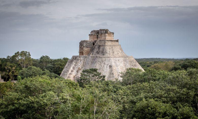 La cité maya d'Uxmal