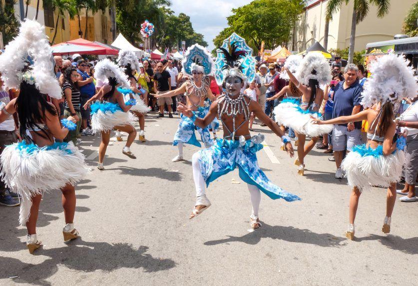 Danseurs Carnaval Miami
