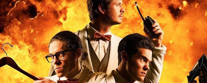 Film Game Over Man sur Netflix