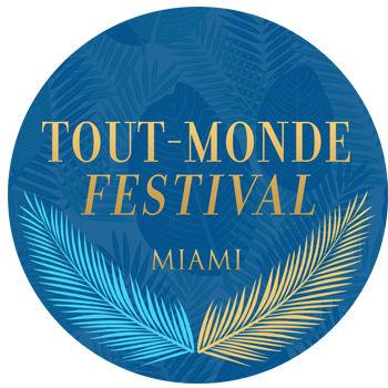 Logo du Festival Tout-Monde à Miami