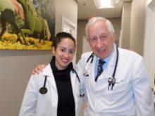 Dr Carolyn Maldonado-Garcia et Dr Jean-Claude Bourque, des cliniques CLSC