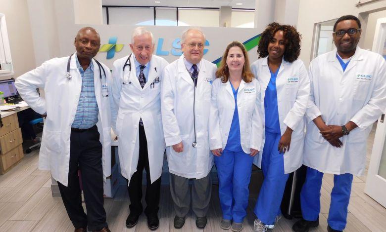 Les médecins des cliniques CLSC en Floride