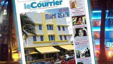 Photo of Le Courrier de Floride de Mai 2018 est sorti !
