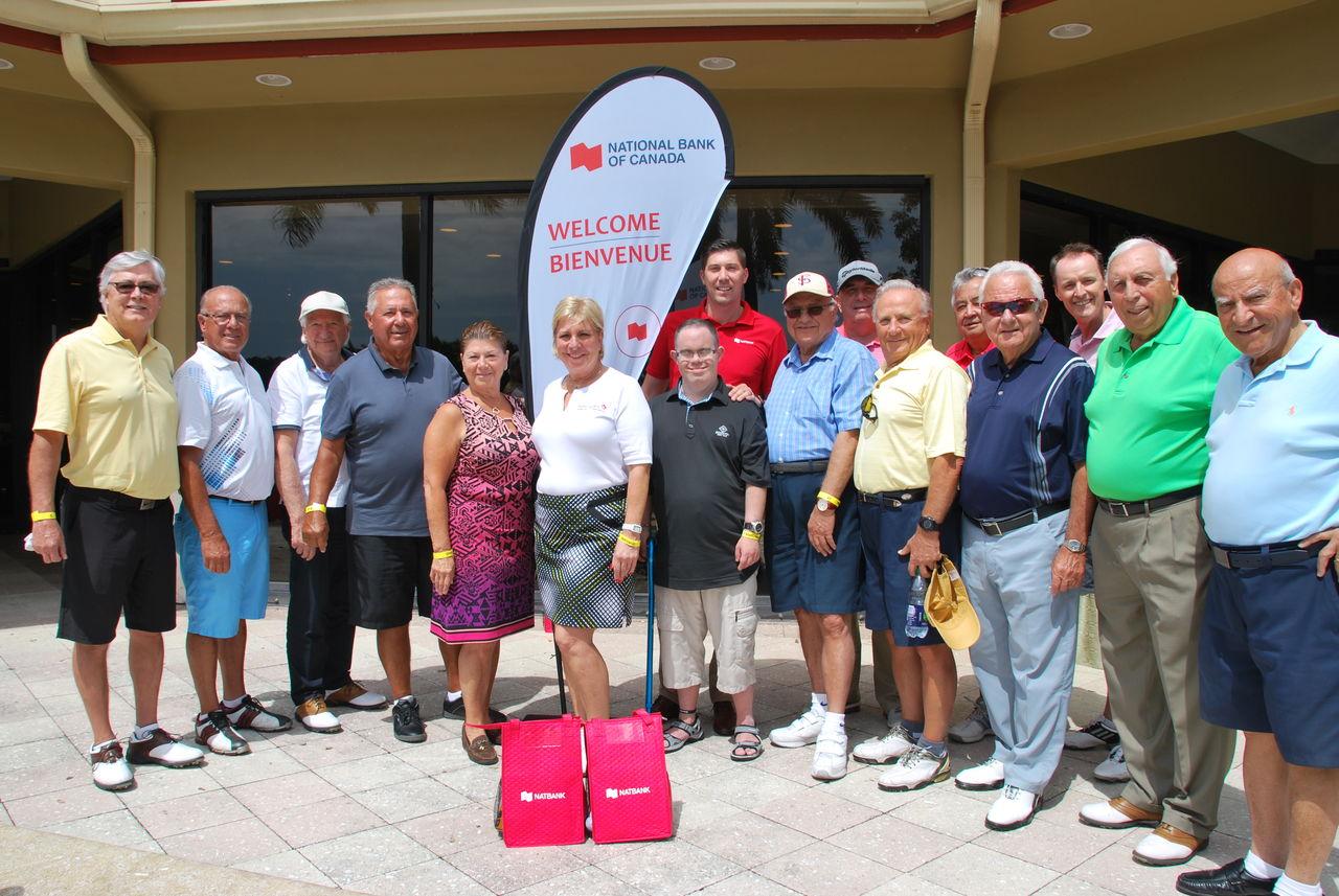 10e Happening Richard Marchand / Tournoi de Golf Natbank en Floride