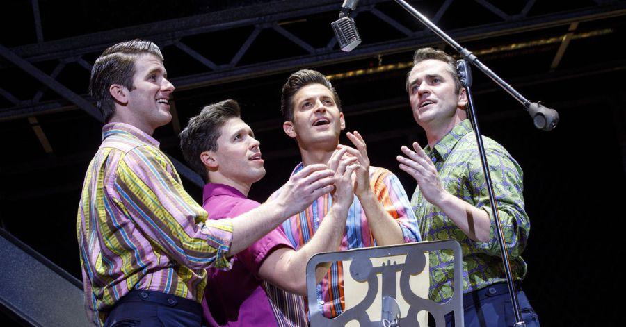 Jersey Boys à Fort Lauderdale