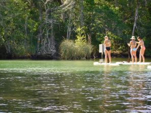 Kayak sur la Weeki Wachee River avec Kayak Shack
