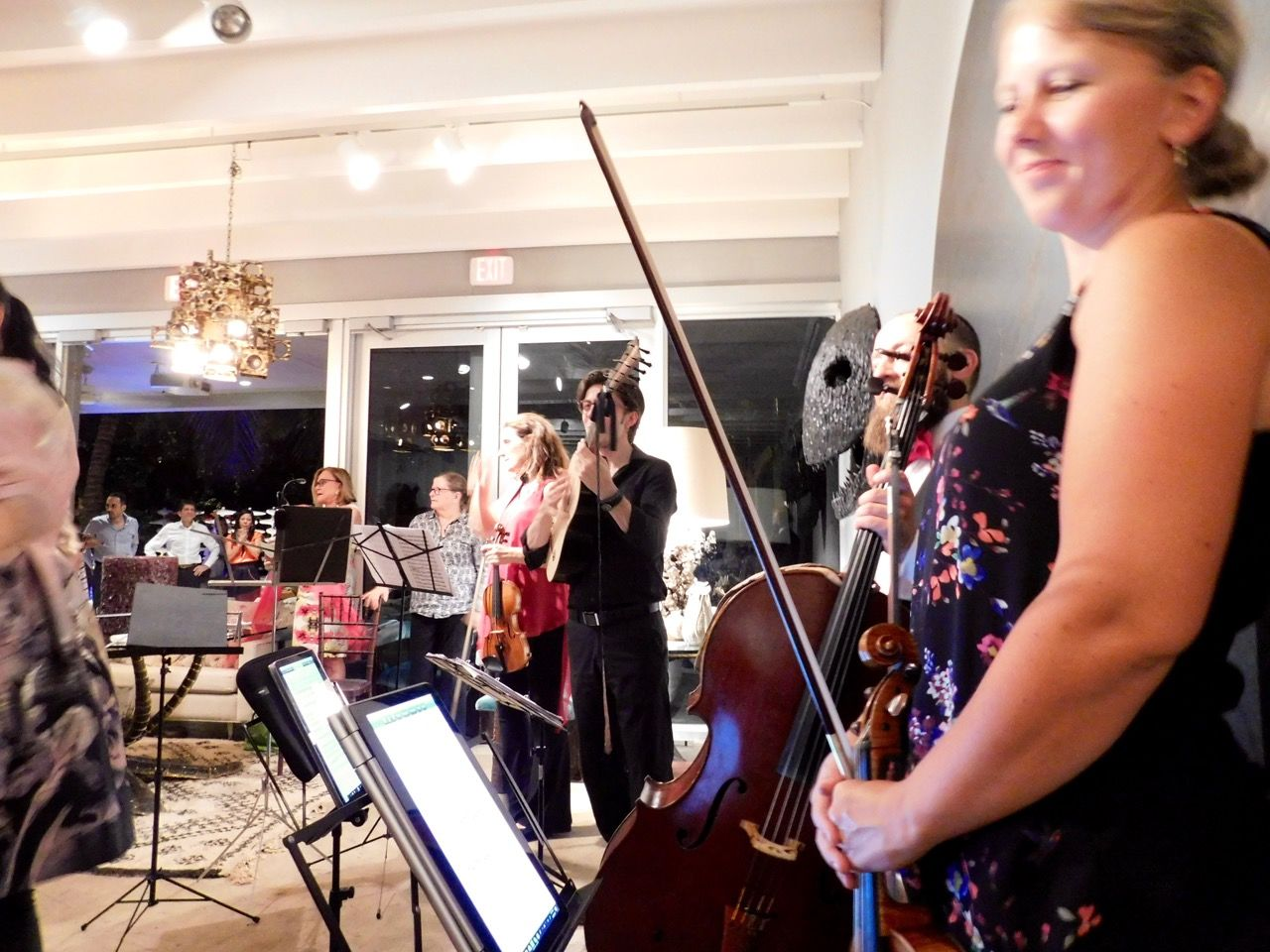 Musimelange : les concerts de musique de chambre à Miami.