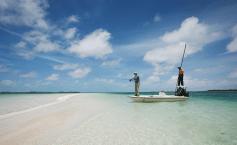 Bahamas Andros - Pêche Bonefish