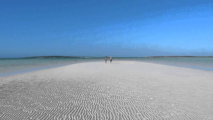 Bahamas Exumas - Coco Plum Beach