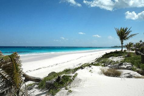 Bahamas Eleuthera - French Leave Beach