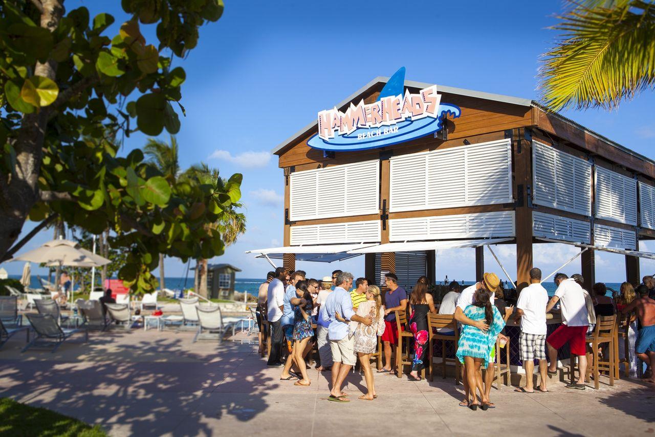 Bahamas - Grand Lucayan Beach - Bar