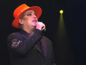Concert Boy George