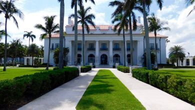 Photo of Flagler Museum de Palm Beach : l'incroyable «Whitehall» d'Henry Flagler