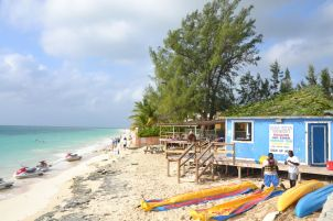 Bahamas Grand Bahama - Lucayan National Park - Plage