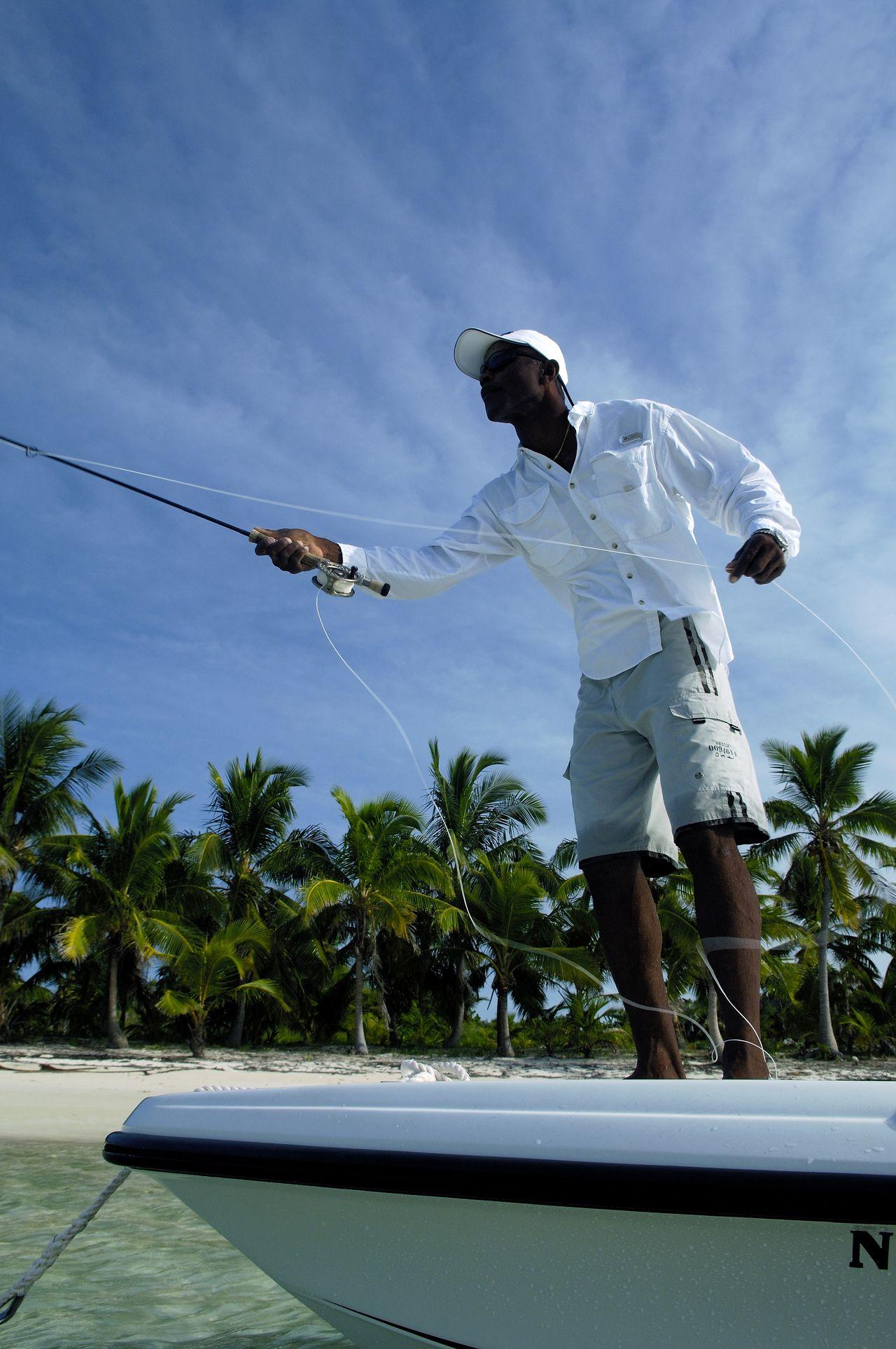 Bahamas - Pécheur