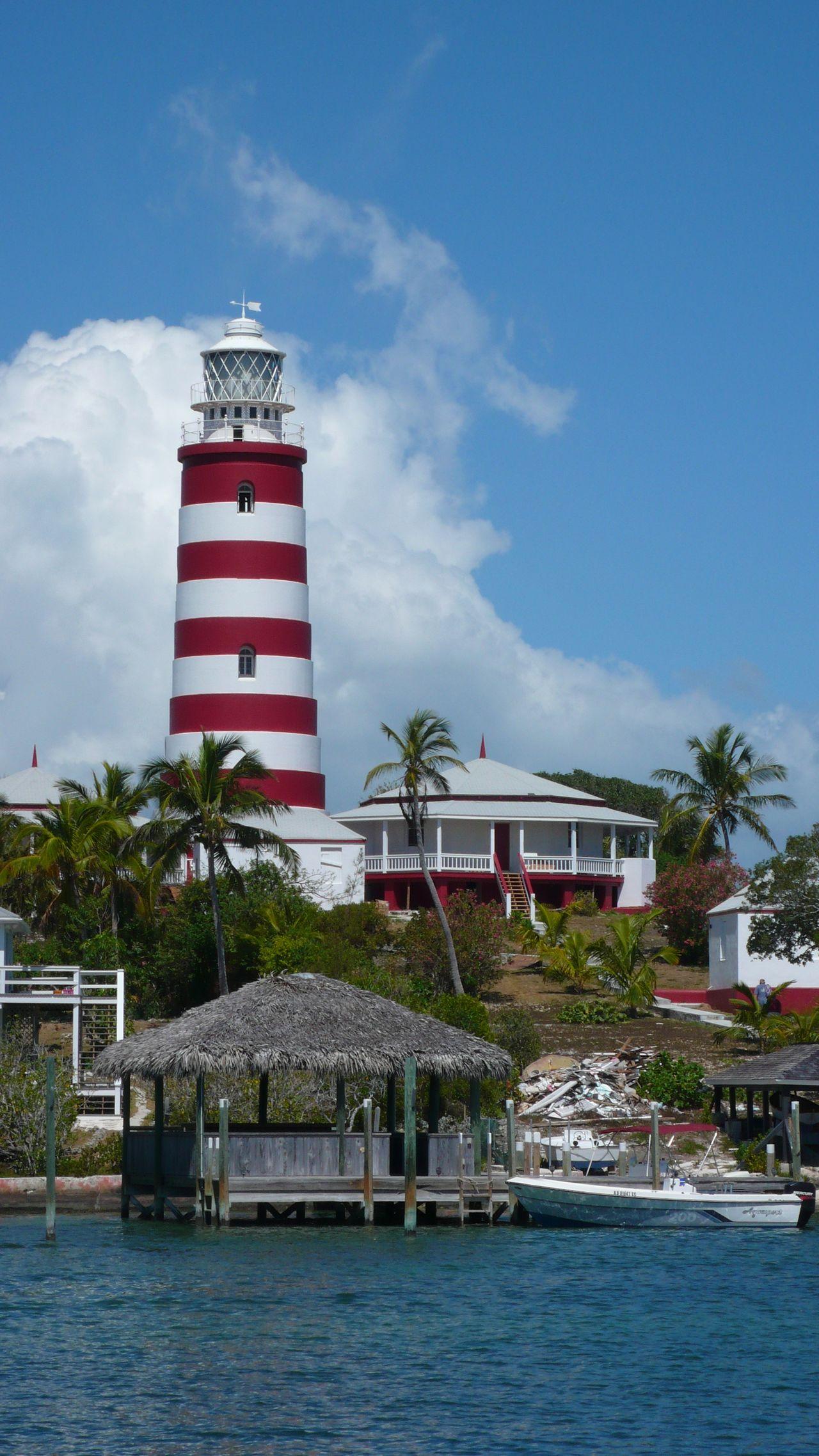 Bahamas Abaco - Hope Town Lighthouse