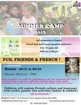Camps d'été de Petits Ecoliers Miami