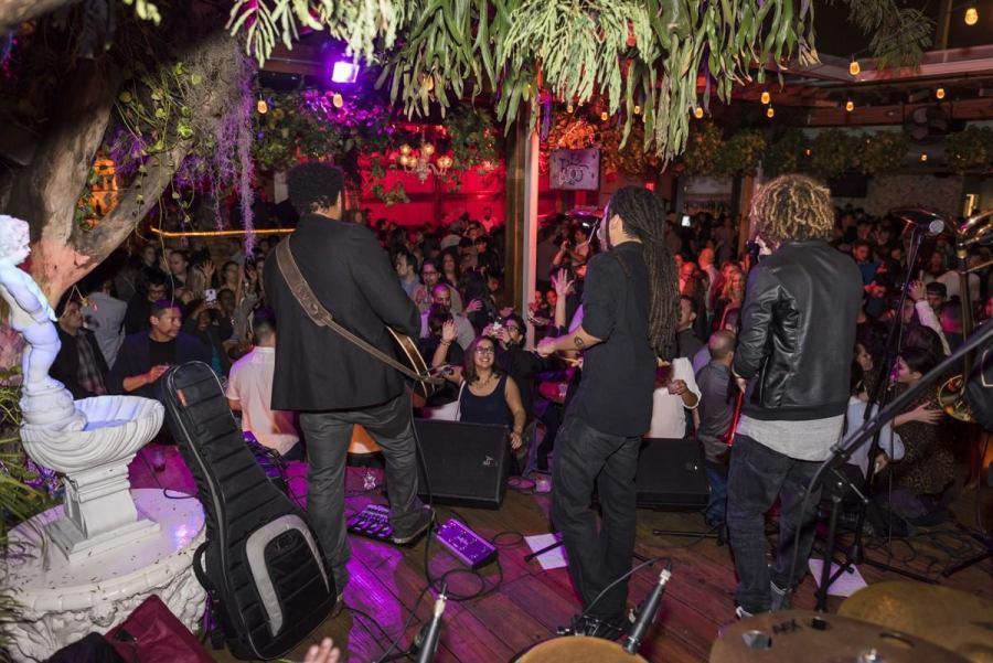 El Patio Wynwood : le club branché de musique latine du quartier de Wynwood, à Miami.