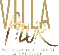 Restaurant la Villa Azur à Miami Beach