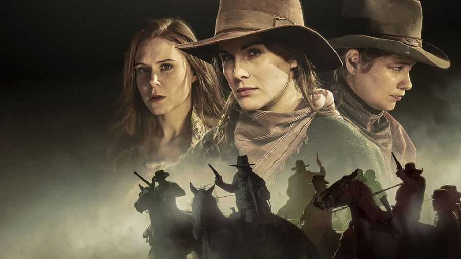 """Série """"Godless"""" (western sur Netflix) : Une terre sans dieux"""