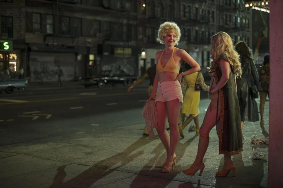 The Deuce, série avec James Franco
