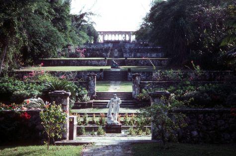 Bahamas Paradise Island - Jardins Versailles