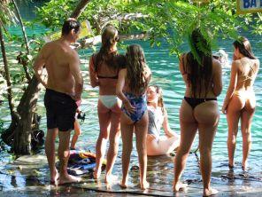 La Cenote Car wash de Tulum