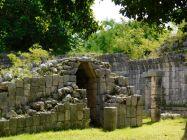 Ruines de la cité maya de Chichen Itza.