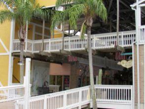 Fishermen's Village (Quartier historique de Punta Gorda, en Floride)