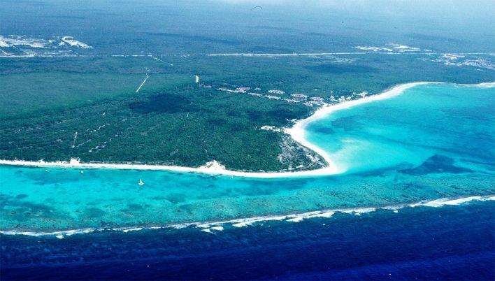 Le site de Punta Maroma