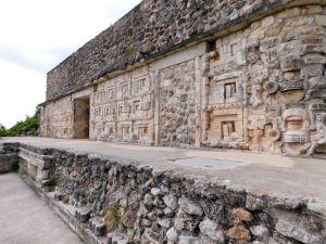 Le palais du Gouverneur à Uxmal
