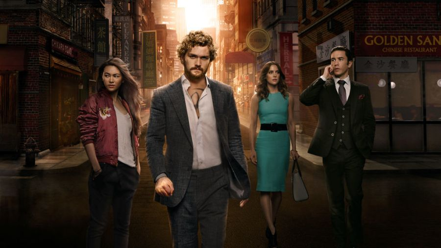 Iron Fist (saison 2)