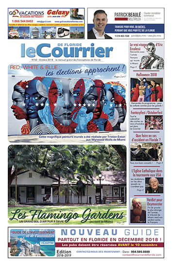 Le Courrier de Floride / Octobre 2018