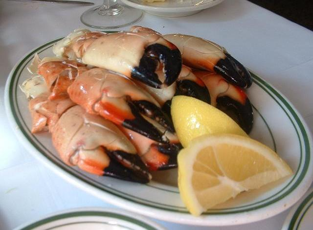 Florida Stone Crab : le délicieux crabe de Floride !