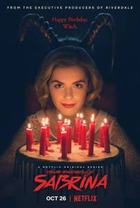 série Netflix Chilling Adventures of Sabrina