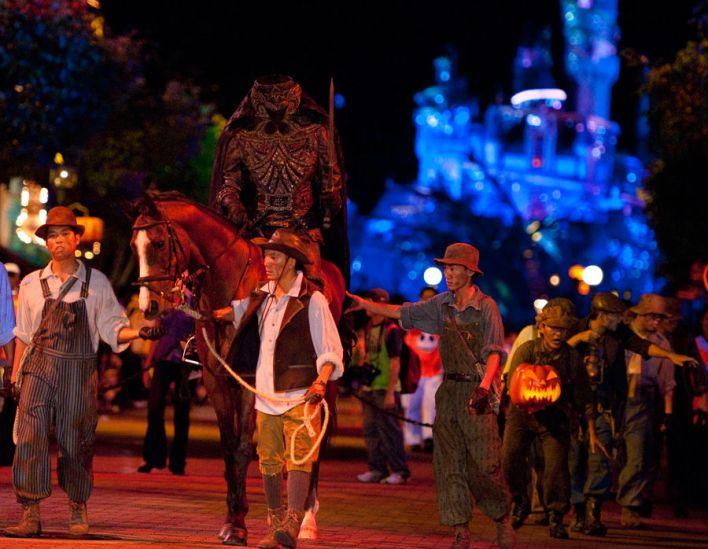 Halloween à Disneyland Orlando