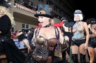 Fantasy Fest Parade 2017