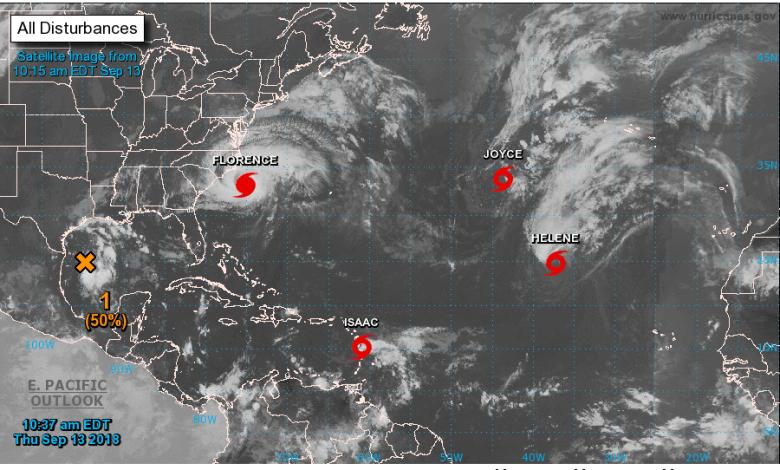 Ouragans en Floride
