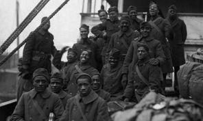 Les soldats afro-américain dans la Grande Guerre