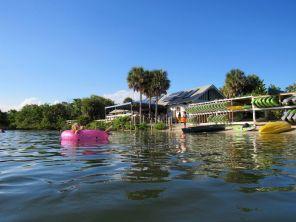 Parc et plage du Johnson State Park de Dania Beach, en Floride