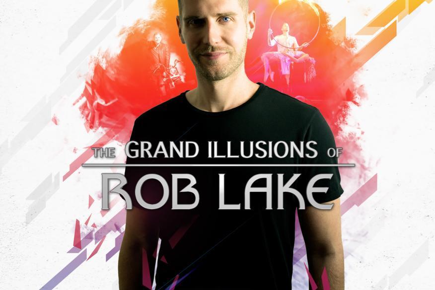 Les grandes illusions de Rob Lake