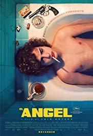 affiche de El Angel