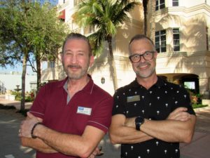 Agents immobiliers francophones sur Broward Palm-Beach : Richard Rogowski et Danny Shears
